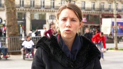 Paris Au-Delà du Sport : Interview de Marie-Amélie Le Fur