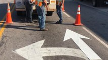 Nobody in This South Carolina Town Noticed When Someone Created Their Own Turn Lane