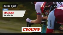 Tour de Norvège 2019, bande-annonce - CYCLISME - TOUR DE NORVEGE