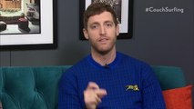 "Thomas Middleditch on His New Film 'Godzilla: King of the Monsters: It's a ""Big Crazy Movie About Monsters but the Underlying Message…is Climate Change"""