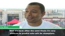 It would be weird for me to support Tottenham! - Gilberto Silva