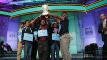 National Spelling Bee Crowns Eight Co-Champions, and People Are Outraged