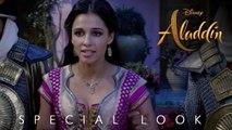 "Aladdin Movie Clip - ""Speechless"" (2019) Mena Massoud, Naomi Scott Comedy Movie HD"