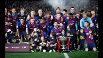 FC Barcelona is in Search of Another Treble