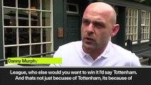 (Subtitled) 'Tottenham need UCL win more' - Danny Murphy