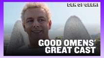 Good Omens (2019) - Red Carpet Interview