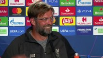 'Shiny' Klopp confused by question