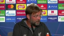 Klopp slams potential Champions League changes
