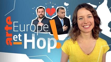 Une nouvelle chancelière pour l'Autriche - Europe et hop | ARTE