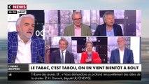 Pascal Praud s'emporte sur le plateau de CNEWS