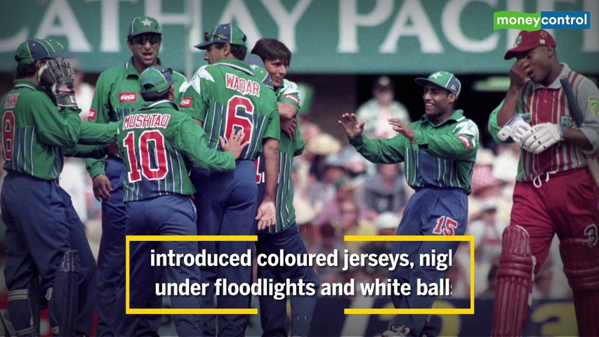 From the history books: Evolution of the Cricket World Cup