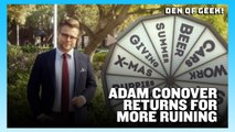 Adam Conover On The Return Of Adam Ruins Everything
