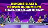 Rekonsiliasi & Proses Hukum BPN, Bisakah Seiring? | Jokowi dan Prabowo, Kapan Bertemu? - ROSI (5)