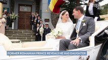Romanian Prince Reveals He Has a Daughter, 3, After Being Forced to Take a Paternity Test