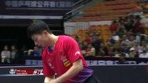 Ma Long vs Koki Niwa   2019 ITTF China Open Highlights (R16)