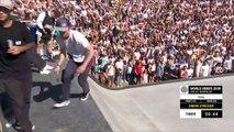 Simon Stricker | 3rd place - SNIPES Skateboard Street Pro Final | FISE Montpellier 2019