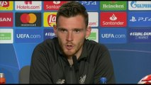 We want to win for Klopp - Robertson