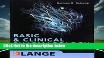 Full version  Basic and Clinical Pharmacology 14th Edition  For Kindle