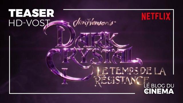 DARK CRYSTAL - LE TEMPS DE LA RÉSISTANCE : teaser [HD-VOST]
