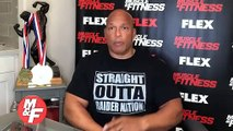Shawn Ray Reacts to Arnold Schwarzenegger's Call for Stricter Drug Testing in Bodybuilding