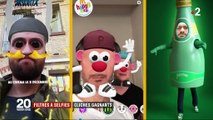 Smartphones : quand les filtres à selfies deviennent un business