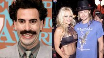 'Borat' Led to Pamela Anderson and Kid Rock's Divorce