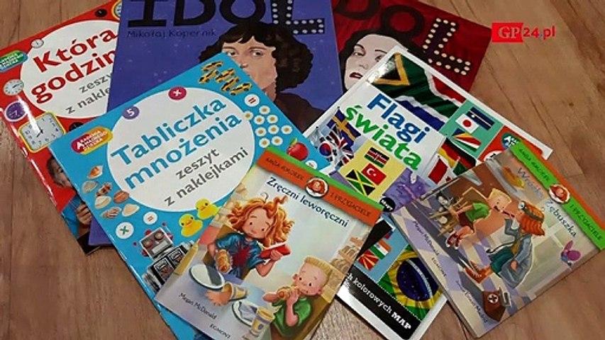 Anki Czytanki. Nasze propozycje: książki na Dzień Dziecka