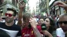 Klopp lookalike sends fans wild in Madrid