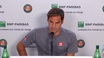 Roland-Garros - Federer revient sur son 400e match disputé en Grand Chelem