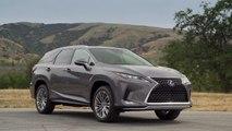 Der neue Lexus RX - Das Wichtigste in Kürze