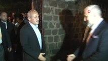 Ulaştırma ve Alt Yapı Bakanı Turhan Rizeli gençleri telefonla Binali Yıldırım ile buluşturdu