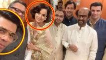 Karan Johar Kangana Ranaut Click Pic Together At PM Modi Swearing In Ceremony 2019