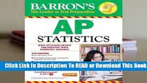 Online Barron's AP Statistics, 9th Edition  For Full