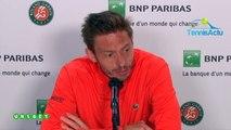 """Roland-Garros 2019 - Nicolas Mahut, son fils, l'ovation de Roland-Garros : """"Je m'en souviendrai toute ma vie !"""""""
