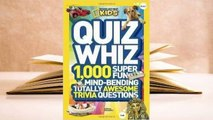 Online Quiz Whiz: 1,000 Super Fun, Mind-Bending, Totally Awesome
