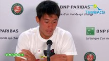 """Roland-Garros 2019 - Kei Nishikori va (encore) retrouver Benoit Paire : """"J'ai une très mauvaise mémoire"""""""