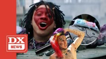 Trippie Redd Trolls Tekashi 6ix9ine With Rainbow Haired Rat In New Music Video