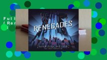 Full E-book Renegades (Renegades, #1)  For Kindle