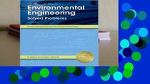 [Read] Environmental Engineering Solved Problems  For Online