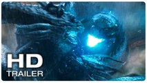 GODZILLA 2 TrailerOfficial (NEW 2019) Godzilla King Of The Monsters Movie HD