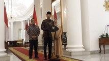 Jokowi Berduka Ani Yudhoyono Meninggal Dunia