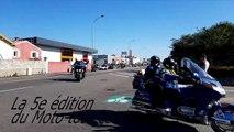 Bourg-lès-Valence : c'est parti pour le 5e Moto-tour
