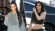 Kim Kardashian Takes Over Kylie Jenner's Phone & Hilariously Mocks Her