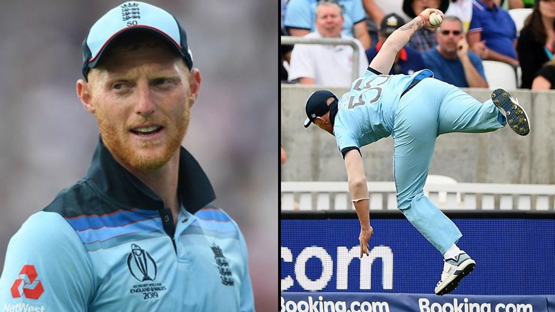 ICC Cricket World Cup 2019: 'That Wasn't My Best Catch' ; Ben Stokes After Taking Excellent Catch!!