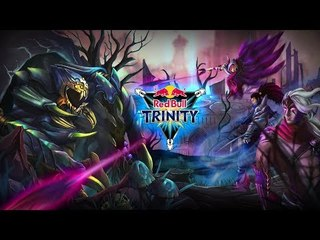 Red Bull Trinity 2018 3V3 總決賽(小組賽)