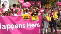 Un sursis jusqu'à mardi pour les avortements dans le Missouri