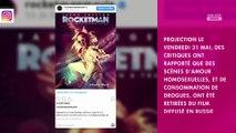 Rocketman censuré en Russie : Elton John s'indigne dans un message