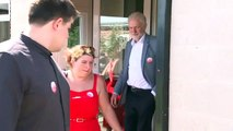 Jeremy Corbyn questioned about Willsman comments