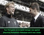 That's not logical - Klopp on journo's question