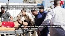 À Mossoul, les hôpitaux ravagés par la guerre